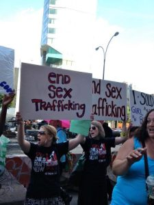 contre la prostitution