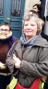Rosen, entrée Assemblée Nationale, vote de la loi d'abolition, 3 décembre 2013